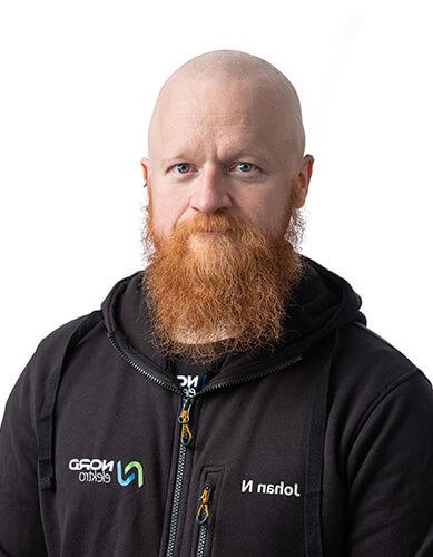 Johan Nordenstam
